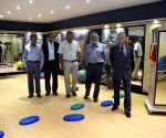 KSCA and Ramaiah Sports Rehabilitation Centre - inauguration