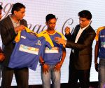 Sourav Ganguly during an IDBI programme