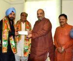 Arvinder Singh Lovely joins BJP