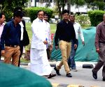 CBI questions Chidambaram in INX Media case