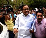 SC grants bail to Chidambaram in INX Media corruption case