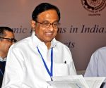 Chidambaram addresses at conference on Economic Reforms