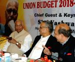 """Panel Discussion and Interactive Session on """"Union Budget 2018-19"""