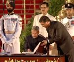 S. Jaishankar takes oath as Union Minister