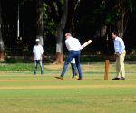 Prince William, Kate meet Tendulkar, Vengsarkar at charity cricket match