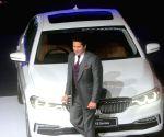 Sachin Tendulkar launches BMW 5 Series