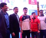 Tata Open International Badminton Challenge - announcement - Prakash Padukone