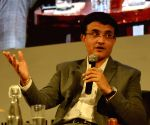 Sourav Ganguly at 5th Progressive Teacher Conclave