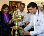 Sourav Ganguly during a benefit exhibition for Uttarakhand flash flood victims