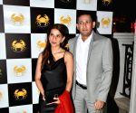 Anil Kapoor at Mumbai seafood restaurant