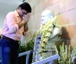 Sourav Ganguly pays tribute to Dr Bidhan Chandra Roy