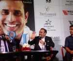"VVS Laxman at release of ""281 And Beyond"