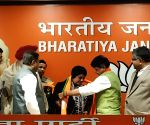 Former Bengal IPS officer joins BJP