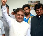 Sharad Yadav's press conference