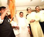 NCP's Bhaskar Jadhav joins Shiv Sena