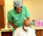 Free Photo: Former PM Deve Gowda becomes great grandfather story