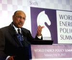 Sixth World Energy Policy Summit 2017 - Abdallah S. Jum'ah
