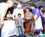 Kalam with school students