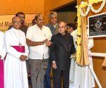 St Josephs' Golden Jubilee celebrations - Pranab Mukherjee