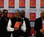 "Manmohan Singh at book launch -  ""Evolution of Economic Ideas Smth to Sen and beyond"""