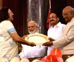 Outstanding Parliamentarian Awards -  Najma Heptulla