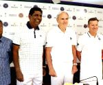 "Wimbledon Masters under-14"" - press conference"