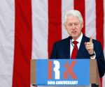 Bill Clinton writes book about post-presidential life