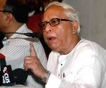 Indisposed ex-West Bengal CM Buddhadeb fails to vote