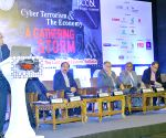 M.K. Narayanan at Cyber Terrorism and The Economy: A Gathering Storm