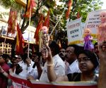 Forward Bloc's demonstration