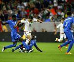 Honduras V/S Mexico - friendly match