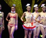 The final of the model competition in Foshan