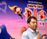 Taken a giant leap with 'Chhota Bheem Kungfu Dhamaka': Director