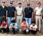 Four held in Gurugram on murder charges