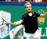 France's Gasquet to miss Davis Cup final vs Croatia