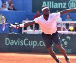 Tiafoe edges past Dimitrov into Australian Open quarters