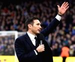 It was huge honour & privilege to manage Chelsea: Lampard