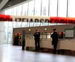 GERMAN FRANKFURT AIRPORT SECURITY