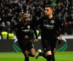 Germany - Frankfurt - Soccer - UEFA Europa League - Frankfurt Vs Marseille