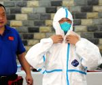 Sierra Leone to assist in the prevention and control of the Ebola virus