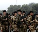 Republic Day parade - French Army