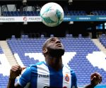 PRESENTATION OF FRENCH DEFENDER MICHAEL CIANI AS NEW ESPANYOL PLAYER