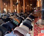 Friday prayers in Srinagar's Jamia Masjid after 19 weeks