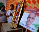 Kulbhushan Jadhav's friends pray for his release