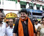 Gajendra Chauhan pays to tribute Syama Prasad Mukherjee