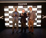 Launch of Fujifilm X-T3 mirrorless camera
