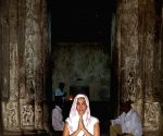 Gaia Mother Sofia visits  Ajanta Ellora
