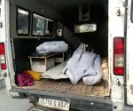 Free Photo: Gandhinagar Dead body van incident