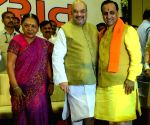 Vijay Rupani swears-in as Gujarat Chief Minister