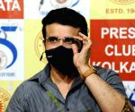 Ganguly hospitalised agai